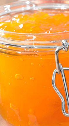 Peach & Amaretto Jam.