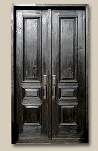 Exterior Doors | La Puerta Originals
