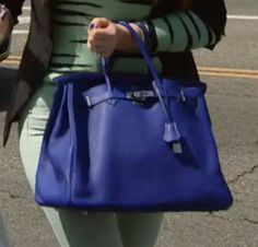 black kelly bag hermes - 1000+ images about Electric Blue Birkin Obsession. on Pinterest ...