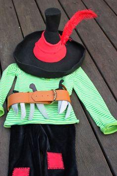 Kostüm Hotzenplotz