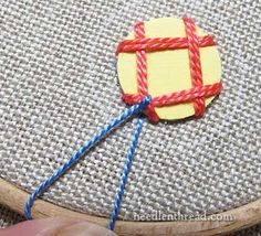 Stitch Fun: Shisha Stitch Variation – Needle'nThread.com