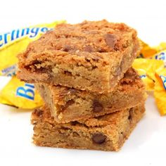 butterfinger blondie.  Are you kidding me!?