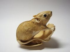 wood carved mouse - Google Search