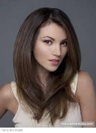 Afbeeldingsresultaat voor long layered hair