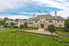 17,000 square foot French Provincial mansion in Leesburg, VA  ° ° ° #home #homes #realestate #luxuryrealestate #luxuryhome #luxuryhomes #dreamhome #dreamhomes #customhome #customhomes #mansion #mansions #design #homedesign  #architecturaldesign #homedecor #interiordesign #interiordesigns #luxury #luxuryliving #house #houses #realtor #realtors #leesburg #virginia #inspired - posted by The Mind for Design https://www.instagram.com/themindfordesign - See more Luxury Real Estate photos from…