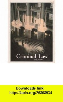 Criminal law (9780314696755) Joel Samaha , ISBN-10: 031469675X  , ISBN-13: 978-0314696755 ,  , tutorials , pdf , ebook , torrent , downloads , rapidshare , filesonic , hotfile , megaupload , fileserve