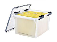 Letter / Legal WEATHERTIGHT® File Box