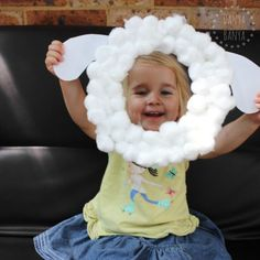 Paper Plate Sheep Mask for Kids – Danya Banya - Spring Crafts For Kids Easter Crafts For Toddlers, Easy Easter Crafts, Spring Crafts For Kids, Craft Activities For Kids, Toddler Crafts, Spring Activities, Farm Animal Crafts, Sheep Crafts, Vbs Crafts
