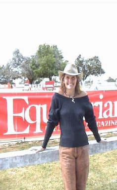 At the equestrian competition 'Scappino' in Rancho Avandaro, State of Mexico.