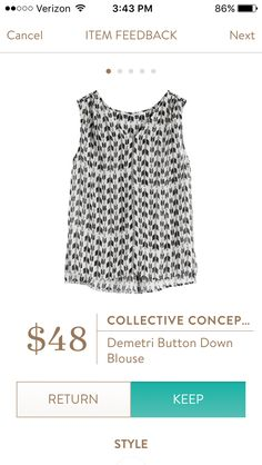 own fix and help me get more clothes: https://www.stitchfix.com/referral/3590654 I want this!!!