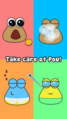 Pou by Paul Salameh