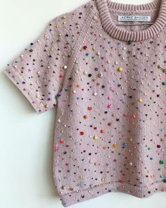 Find Your Friends, Knitwear, Knitting Patterns, Old Things, It Is Finished, Embroidery, Sewing, Sweaters, Outfits