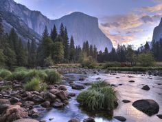 Early Sunrise, Yosemite, California, USA Photographic Print by Tom Norring at AllPosters.com