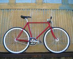 hipster bike. :)
