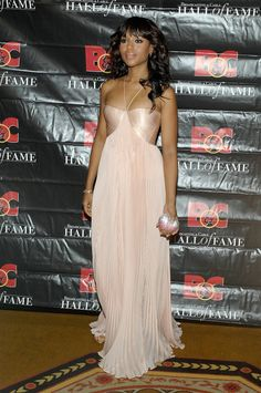 Kerry Washington Photo - Katie Couric Hosts 18th Annual Broadcasting & Cable Hall Of Fame Awards (2008)