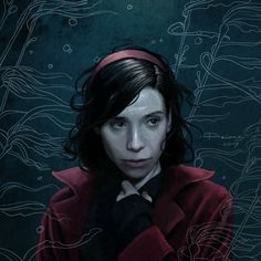 alessiapelonzi: The Shape of Water The amazing Sally Hawkins as Elisa Esposito in The Shape of Water by Guillermo del Toro. I'm so happy that this marvellous film won the Oscar for Best Picture! Great Films, Good Movies, Awesome Movies, Martin Scorsese, Stanley Kubrick, Alfred Hitchcock, Renoir, Water Movie, The Shape Of Water