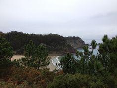 Playa de San Pedro en #Cudillero, #Asturias #España