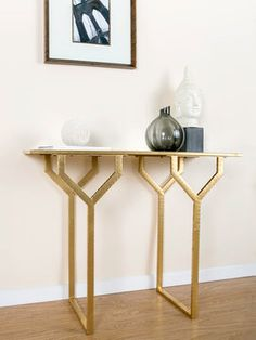 Chriselle Console Table from Most Wanted Furniture