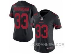 http://www.jordannew.com/womens-nike-san-francisco-49ers-33-rashard-robinson-limited-black-rush-nfl-jersey-top-deals.html WOMEN'S NIKE SAN FRANCISCO 49ERS #33 RASHARD ROBINSON LIMITED BLACK RUSH NFL JERSEY ONLINE Only $23.00 , Free Shipping!