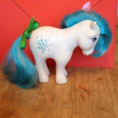 My Little Pony Argie Confetti Argentina White Blue