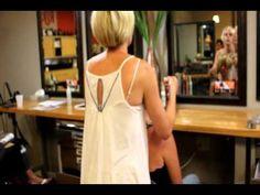 Salon Rootz-Webisode 1- Wax in Short Hair