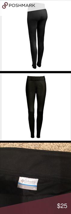 Columbia women's leggings Columbia women's Glacial leggings, size M, NWOT. Columbia Pants Leggings