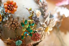 Step 5: Get Creative - How to Make a Brooch Bouquet – A Step by Step Guide - EverAfterGuide