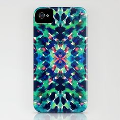 Water Dream iPhone Case by Amy Sia - $35.00  psychadelic