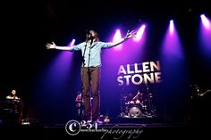 Allen Stone comes home to shine at The Paramount (Photo Slideshow)