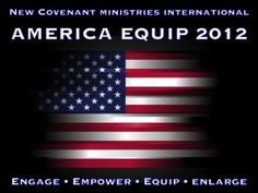 America Equip 2012 is in Kansas City in July!  Can't wait!