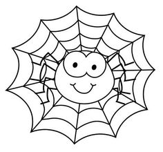 spiderman halloween coloring pages - photo#12