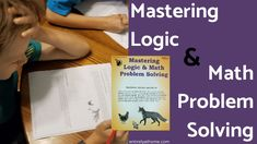 Teach your Kids Multiplication, The Easy Way — Entirely at Home Logic Math, Math Problem Solving, Math Math, Maths, Teaching Multiplication, Teaching Math, Multiplication Strategies, Math Fractions, Geometry Words