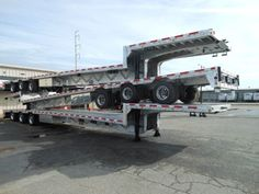 2017 REITNOUER BubbaDrop - Drop Deck Trailer in Columbus Trailer Sales, Trailers For Sale, Flag Holder, Michelin Tires, King Pin, Upper Deck, Aluminum Wheels, Georgia, Monster Trucks