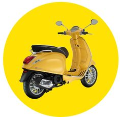Italian Scooters | Motor Scooters | Vespa Canada