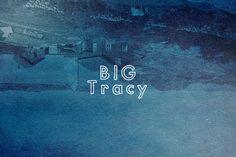 Big Tracy Typeface by CreativeBrainiacs on Creative Market