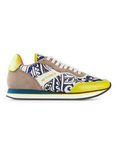 Etro Paisley Print Sneakers http://sellektor.com/all?q=etro