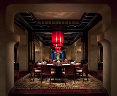 Madinat Jumeriah resort, Dubai - Zheng He's Restaurant