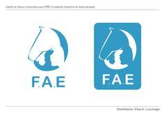Diseño de Marca Corporativa para FAE (Fundación Argentina de Equinoterapia)
