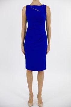 Joseph Ribkoff Dress blue Style 163006