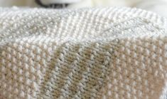 Easy Heirloom Knit Blanket Pattern Easy Heirloom Knit Blanket Pattern – Mama In A Stitch Easy Blanket Knitting Patterns, Fall Knitting, Beginner Knitting, Beginner Crochet, Stitch Patterns, Blanket Stitch, Knitted Blankets, Knitted Hats, Ganchillo