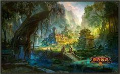 Oriental Legend [] by Yi Ming Xuan (Ming Fan)
