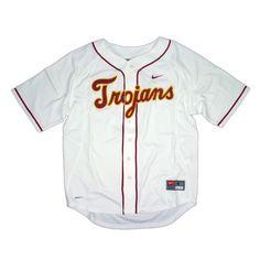 usc jersey white