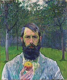 Cuno Amiet (28 March 1868 – 6 July 1961) was a Swiss painter, illustrator, graphic artist and sculptor.