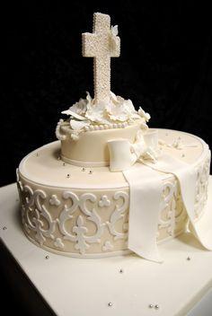 Easter Cross Cake | easter cake