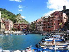 Vernazza - Cinque Terre, #Italy #travel