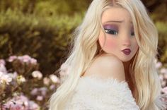 This is Danielle (Dani for short). She loves baking and the hunger games. Disney Princess Fashion, Disney Princess Frozen, Disney Princess Drawings, Disney Style, Princess Cartoon, Elsa Tumblr, Rapunzel Tumblr, Disney Characters Dress Up, Modern Disney Characters