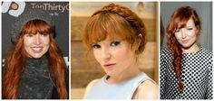 Photos of 2016's Biggest Hairstyle Trends: One Haircut: 3 Boho Styles Boho is in this season according to the fashion world which thinks we're all going to happily wear bellbottoms this year (no thank you). But boho is always gorgeous and I love these 3 versions on actress Stef Dawson. Braids are everywhere again, by the way.