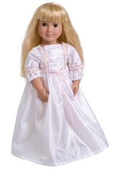 Deluxe Bride Doll Dress - Everything Princesses, $15.99
