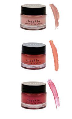 I love this lip stain! Amazing shine!