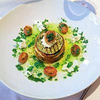 Lasagne Van Gegrilde Aubergine Met Twee Soorten Kaas recept | Smulweb.nl